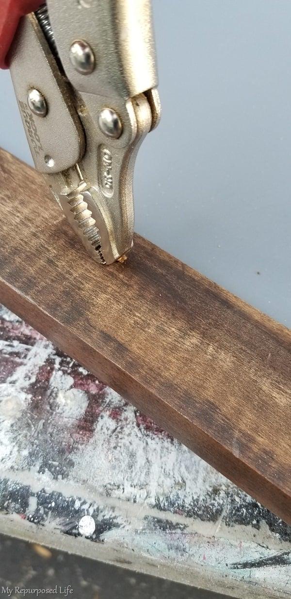 channel locks remove staples