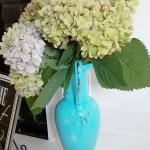 Over sized Vase | Easy Thrift Store makeover