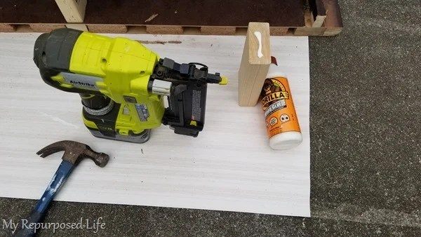 glue support boards