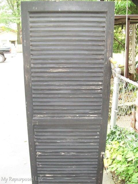 designing a shutter cupboard