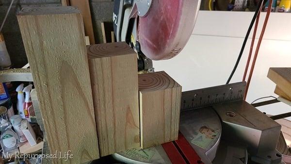 4x4 pedestals