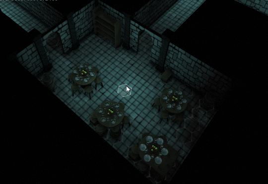 Generated Dining Room