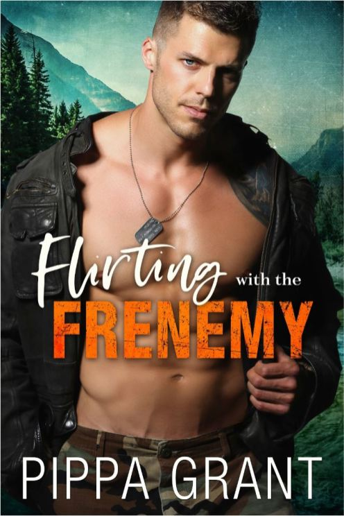 Flirting with the Frenemy by Pippa Grant