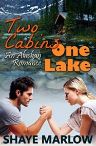 Book Review Two Cabins, One Lake by Shaye Marlow