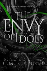 Book Review The Envy of the Idols by CM Stunich