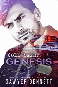 Book Review Code Name Genesis (Jameson Force Security #1) by Sawyer Bennett