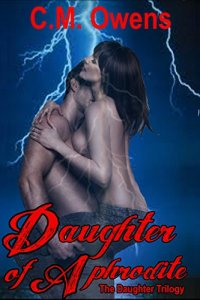 Book Review Daughter of Aphrodite by CM Owens
