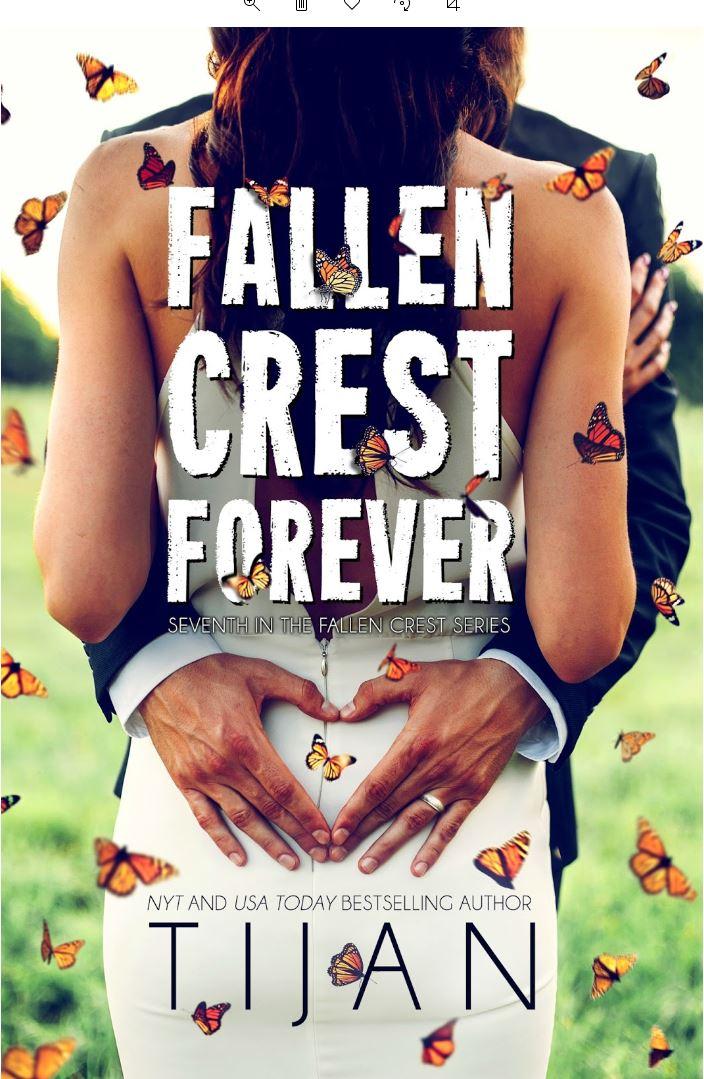 FALLEN CREST FOREVER tijan