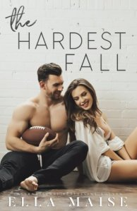 Book Review The Hardest Fall by Ella Maise