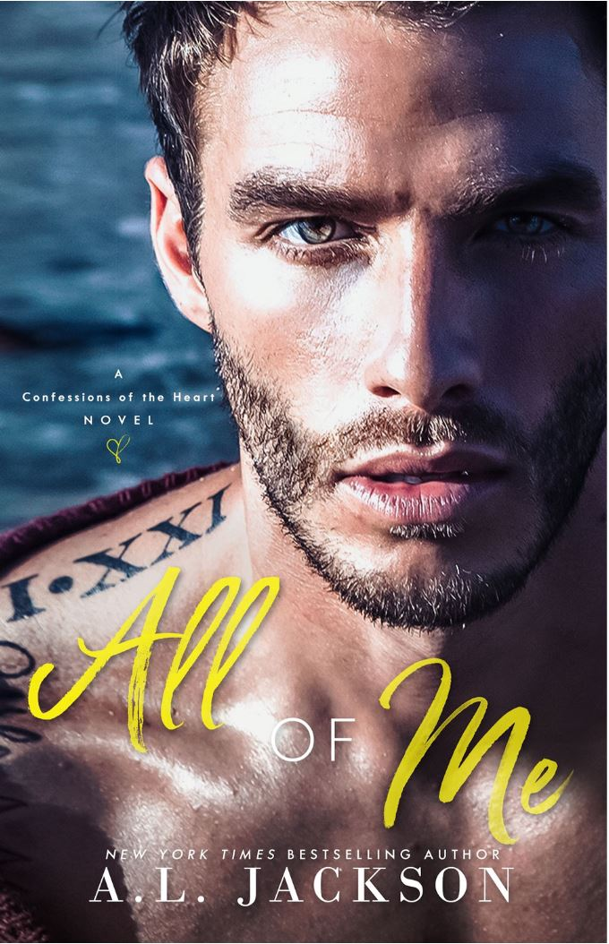 All of Me (Confessions of the Heart #2) by A.L. Jackson