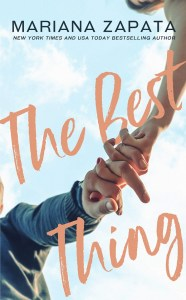 Book Review The Best Thing by Mariana Zapata