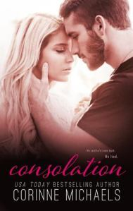 Consolation (Salvation #3) by Corinne Michaels
