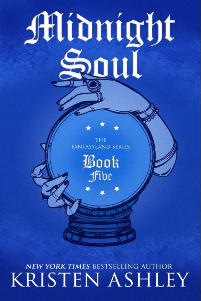Midnight Soul (Fantasyland Series #5) by Kristen Ashley