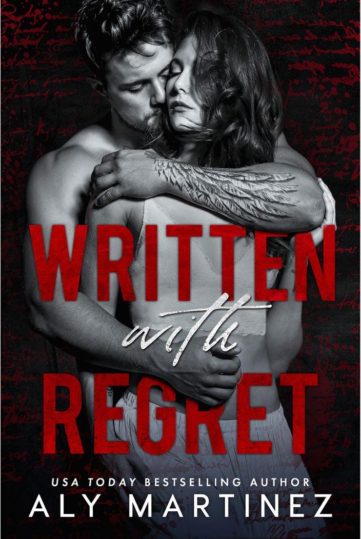 Written With Regret (Regret Duet #1) by Aly Martinez