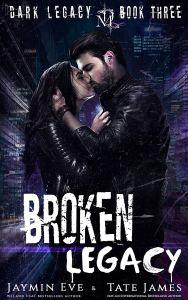 Broken Legacy A Dark High School Romance (Dark Legacy Book 3)