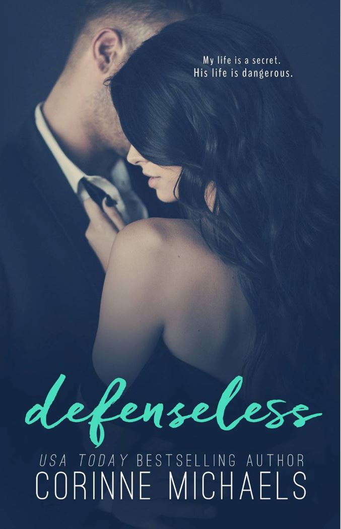 Defenseless (Salvation #5) by Corinne Michaels
