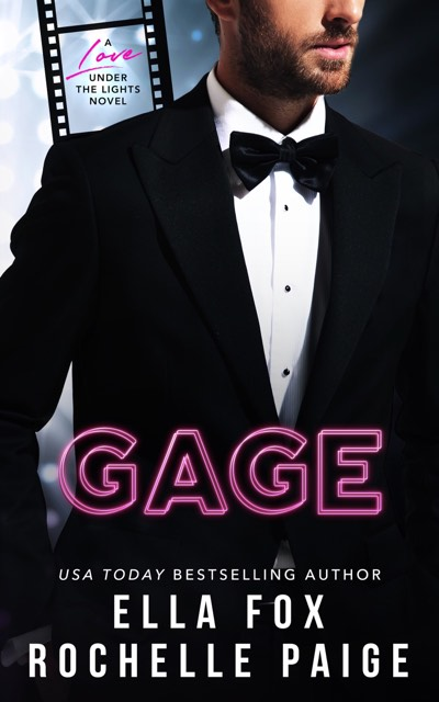 Gage (Love Under the Lights #1) by Ella Fox & Rochelle Paige