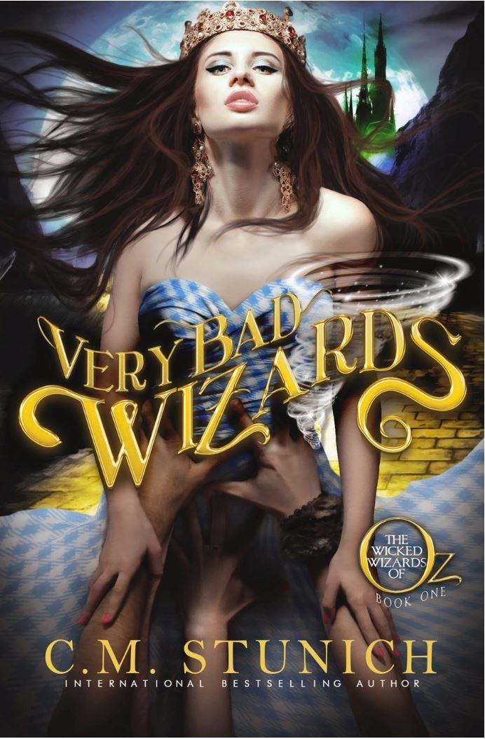 Very Bad Wizards by CM Stunich