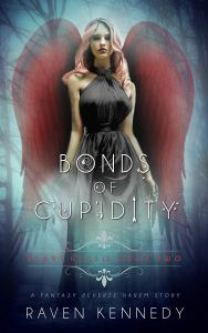 Book Review Bonds of Cupidity (Heart Hassle #2) by Raven Kennedy
