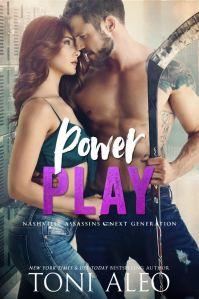 Power Play (Nashville Assassins Next Generation #2) by Toni Aleo