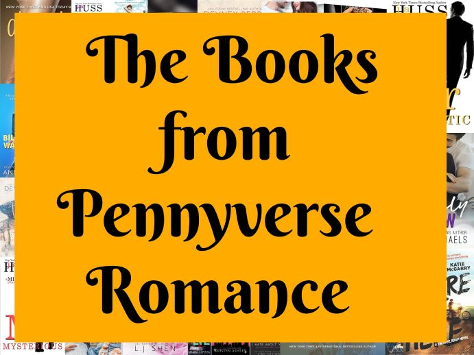 The Books from Pennyverse Romance