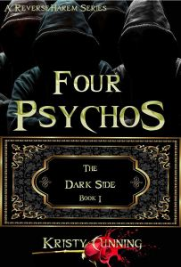 Book Review Four Psychos by Kristy Cunning