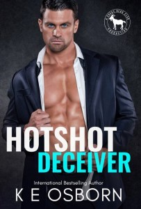 Hotshot Deceiver (Cocky Hero Club) by K E Osborn