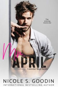 Cover Reveal Mr. April by Nicole S. Goodin