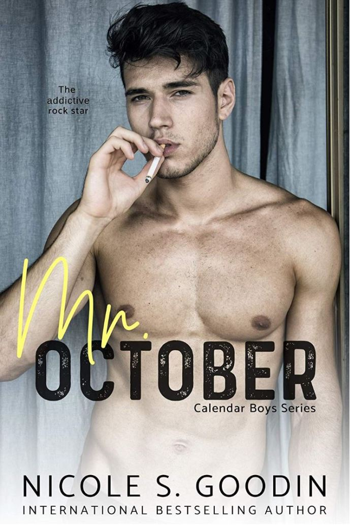 Mr. October by Nicole S. Goodin