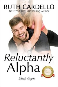 Reluctantly Alpha (Barrington Billionaires #8) by Ruth Cardello