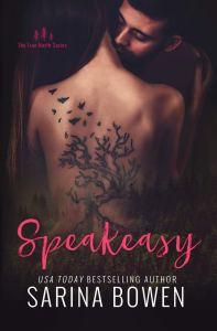 Speakeasy (True North #5) by Sarina Bowen