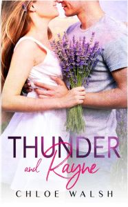 Thunder and Rayne by Chloe Walsh
