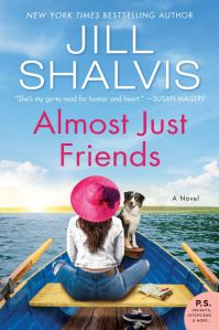 Almost Just Friends (Wildstone #4) by Jill Shalvis