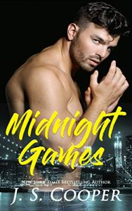 Midnight Games (The Midnight Brothers #2) by J. S. Cooper