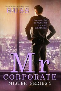 Book Review Mr. Corporate (Mister #3) by J.A. Huss