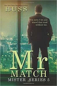 Book Review Mr. Match (Mister #5) by J.A. Huss