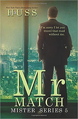 Mr. Match (Mister #5) by J.A. Huss