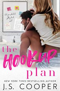 Cover Reveal The Hookup Plan (Dating Plan # 2) by J. S. Cooper