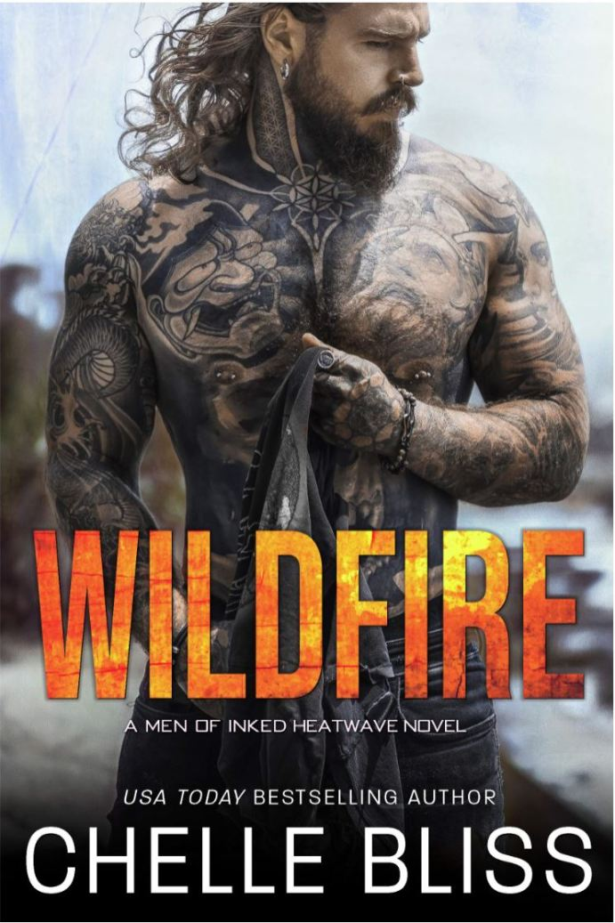 Wildfire (Men of Inked Heatwave #3) by Chelle Bliss
