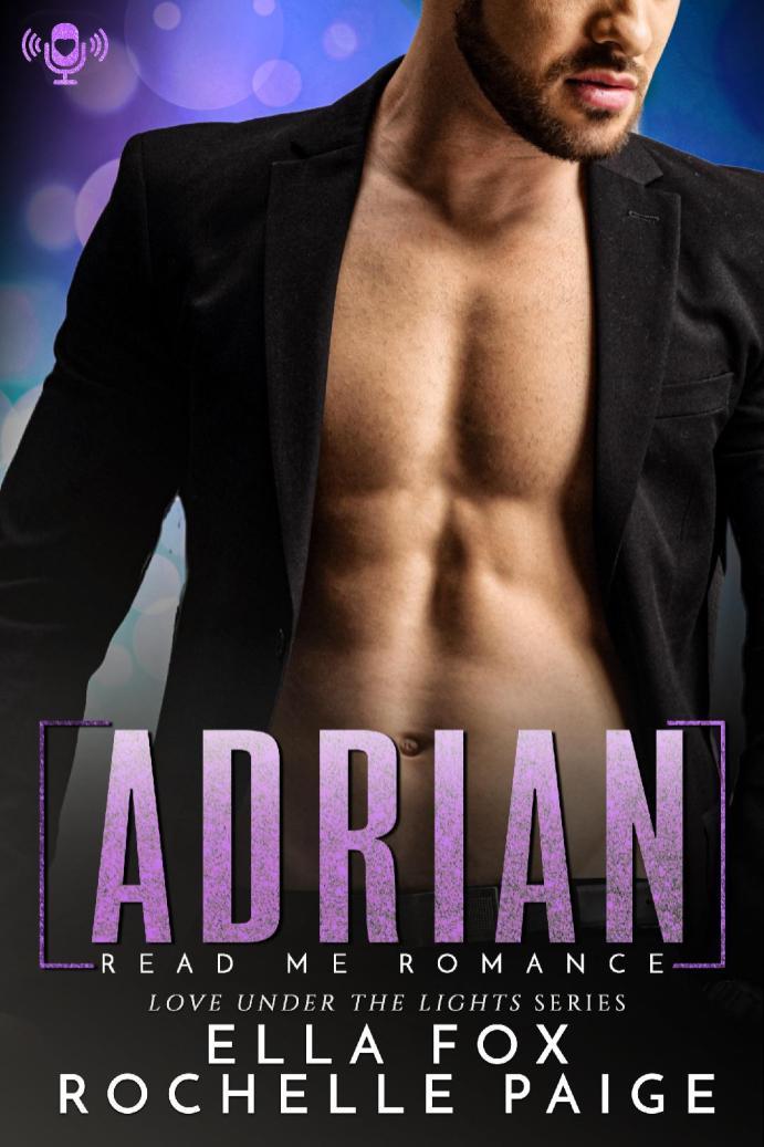 Adrian (Love Under the Lights #3) by Ella Fox & Rochelle Paige