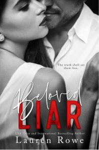 Cover Reveal Beloved Liar by Lauren Rowe