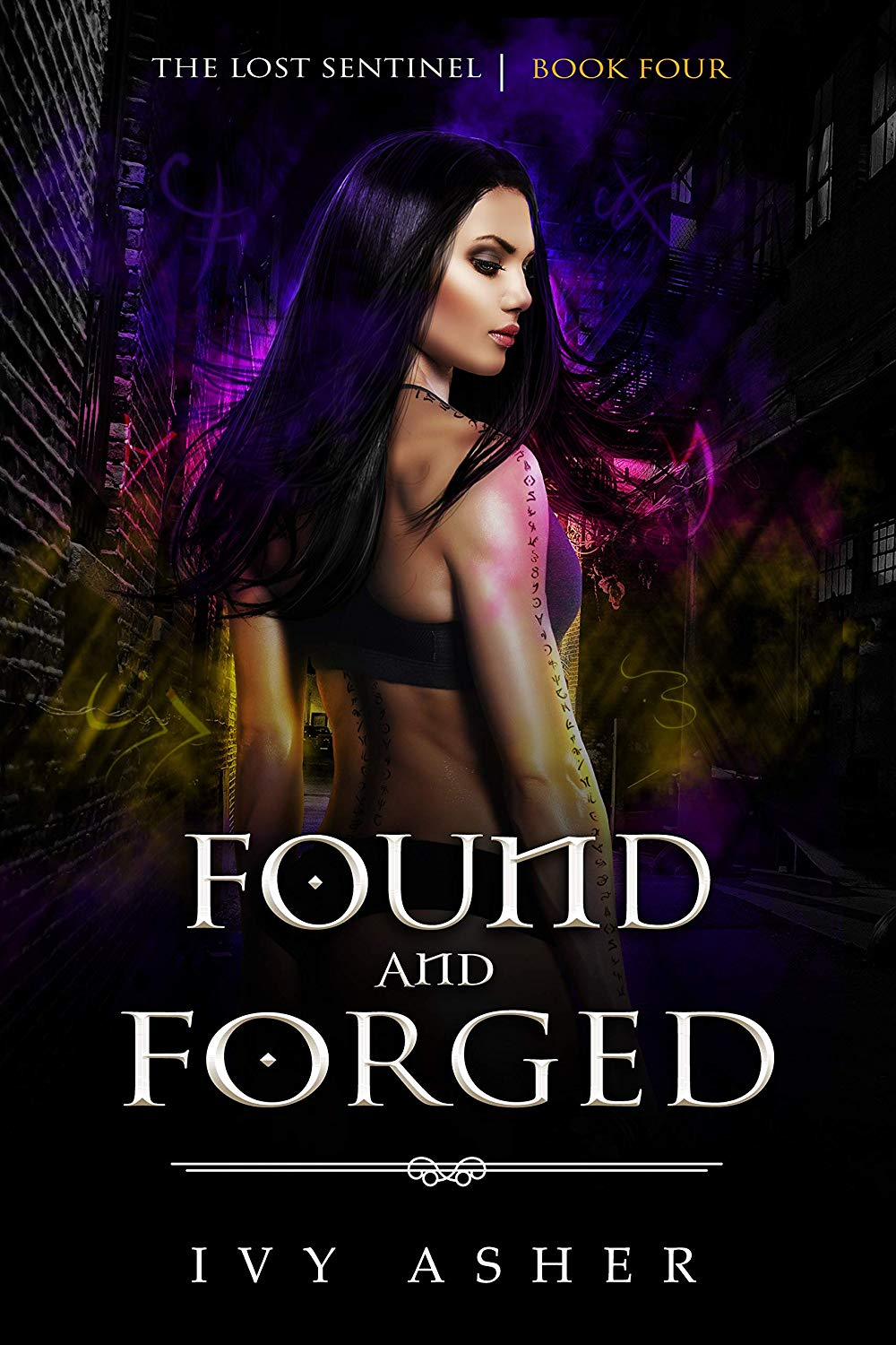 Found and Forged by Ivy Asher