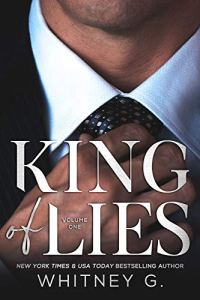 King of Lies by Whitney G.