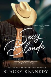 Excerpt Sassy Blonde by Stacey Kennedy