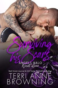 Surviving His Scars by Terri Anne Browning