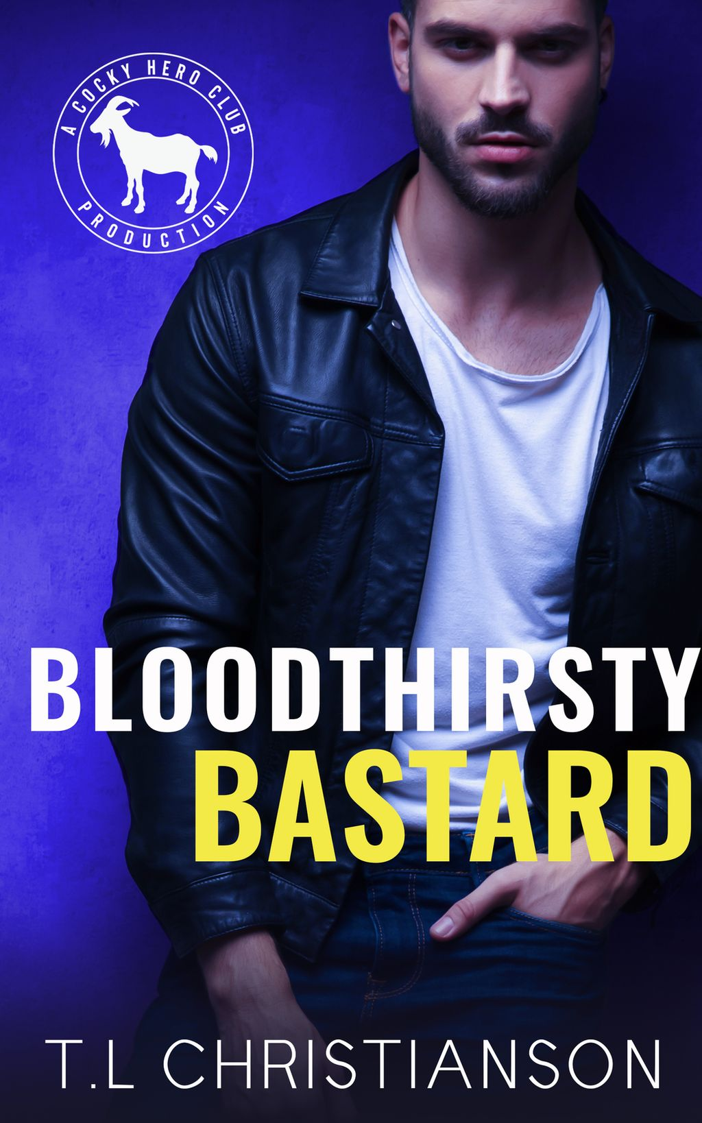 Bloodthirsty Bastard by T.L. Christianson