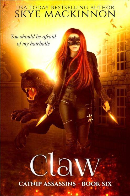 Claw by Skye MacKinnon