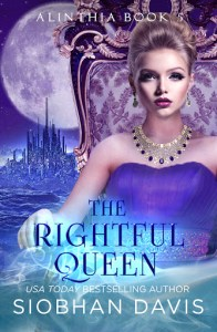 The Rightful Queen by Siobhan Davis