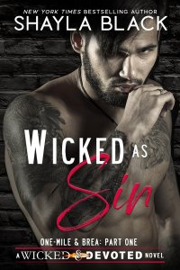 Wicked As Sin by Shayla Black