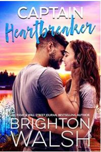 Captain Heartbreaker by Brighton Walsh